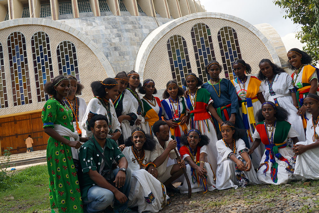 Ethiopia, Ashenda Girls from Axum Zion,EastAfricaTourOperator.net