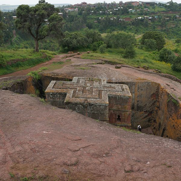 Ethiopia, St. George church Lalibela, EastAfricaTourOperator.net