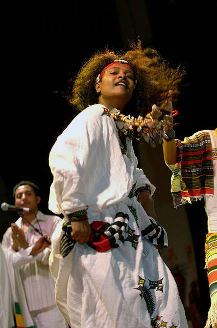 Ethiopia, Traditional Dance, EastAfricaTourOperator.net