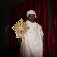Ethiopian Ancient Cross