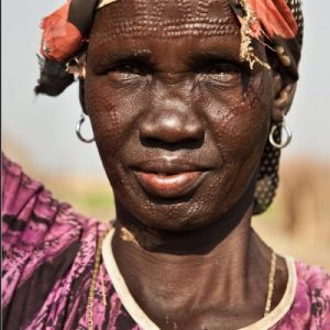 Ethiopia, Nuer-Woman, EastAfricaTourOperator.net