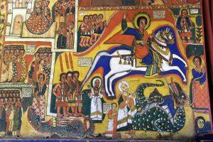 Ethiopia, Debre Maryam (Monastery),EastAfricaTourOperator.net