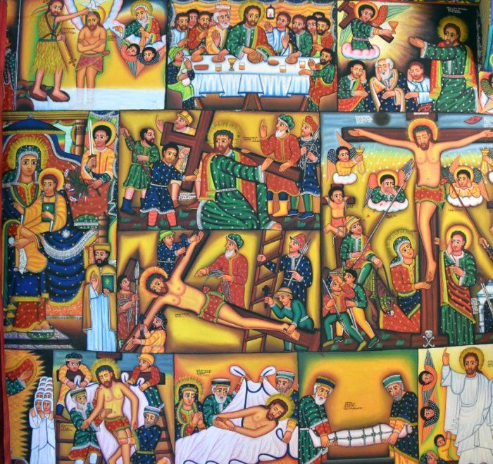 Ethiopia, Entos Eysus (Monastery),EastAfricaTourOperator.net