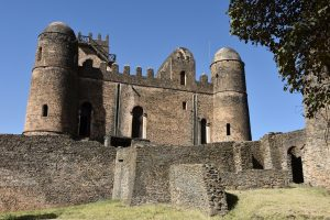 Ethiopia, Castle of Gondar EastAfricaTourOperator.net