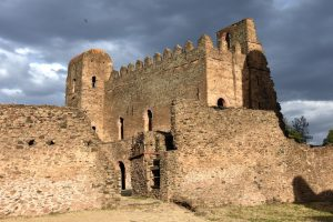 Ethiopia, Castle of Gondar EastAfricaTourOperator.net