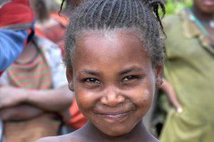 Ethiopia, A beautiful Girl in Sidama SNNP, EastAfricaTourOperator.net