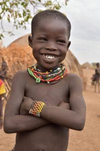 Ethiopia, A boy from Nyangatom, EastAfricaTourOperator.net